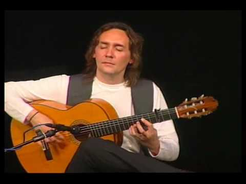 Guitarra Flamenca - Vicente Amigo Live in Russia Bulerias Blas Cordoba