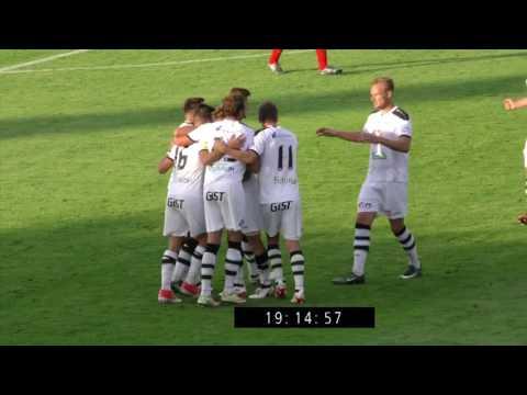1. kolo FNL:  FC Hradec Králové - FC MAS Táborsko 1:1 (0:1)