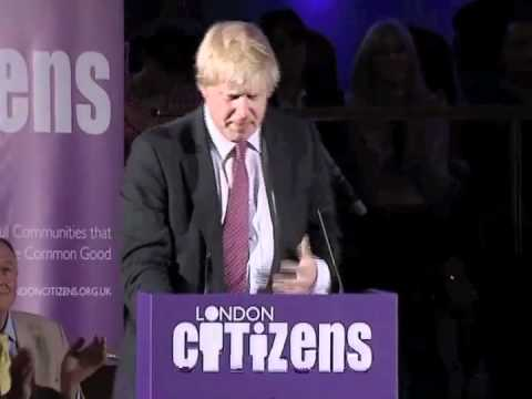 London Citizens Mayoral Accountability Assembly 2012 (in just 10 minutes!)