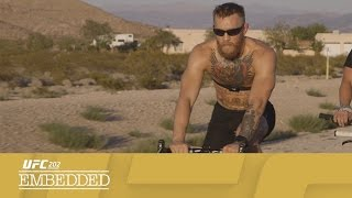 UFC 202 Embedded: Vlog Series - Episode 1