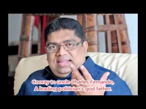 Evans Cooray The Walking Encyclopaedia – Nephew  Krishantha Cooray  – Sri Lanka Telecom Director 1