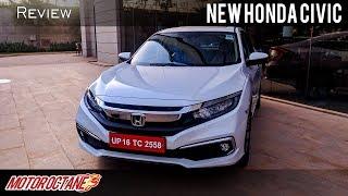Honda Civic 2019 Review | Hindi | MotorOctane