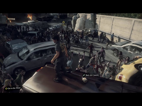 XBOX STOP LISTENING!! #1 - Dead Rising 3 with Panda! (XBOX One Let's Play)