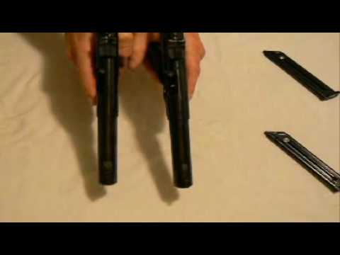 Ruger Mark II and Mark III Differences