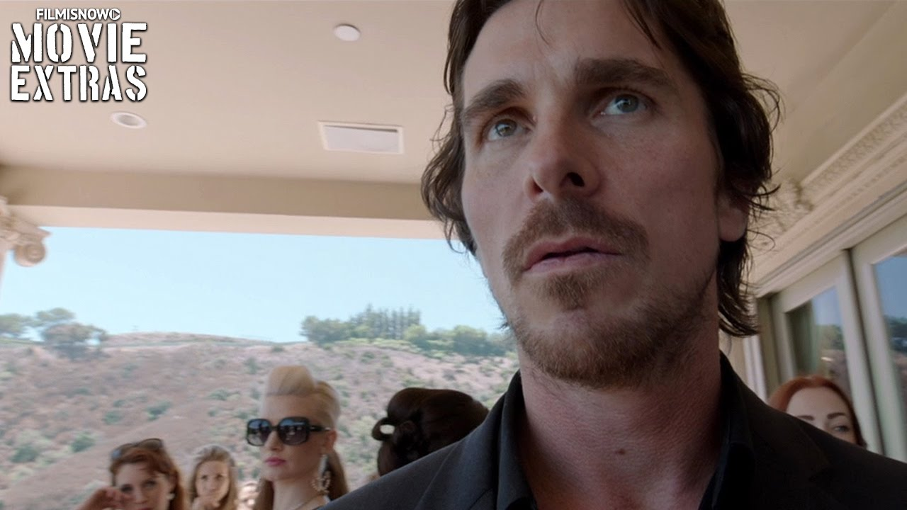 Go Behind The Scenes of Knight of Cups (2016)