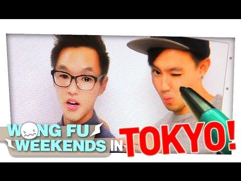 WFW 118 - WONG FU IN TOKYO!