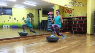 BOSU workout (cardio&tone)