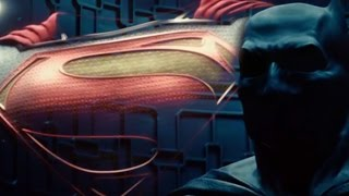 Leaked BATMAN V SUPERMAN Trailer Review - AMC Movie News