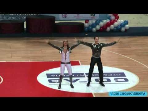 Mark Ilcsik & Dorottya Nagy - Europameisterschaft 2011