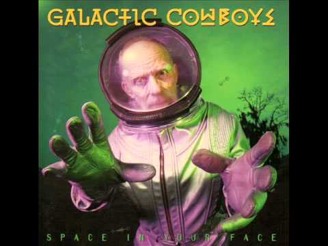 Galactic Cowboys - The Struggle