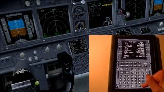Virtual CDU 737 Review! For iPad or Android & iFly or PMDG 737!