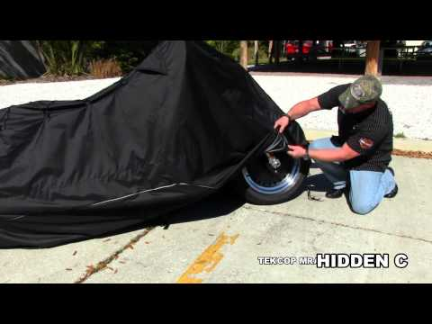 New Harley-Davidson Indoor/Outdoor Motorcycle Cover  -  93100025