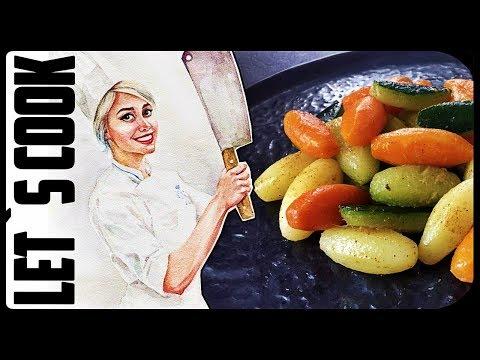 ✿ LET`S COOK ✿ Глазированные овощи турне ♥