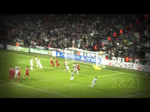 Andrea Pirlo - Juventus CL Review 12/13 Part I [HD]