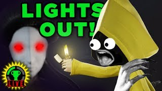 HUNGRY AND SCARED! | Little Nightmares Ending (Part 3)