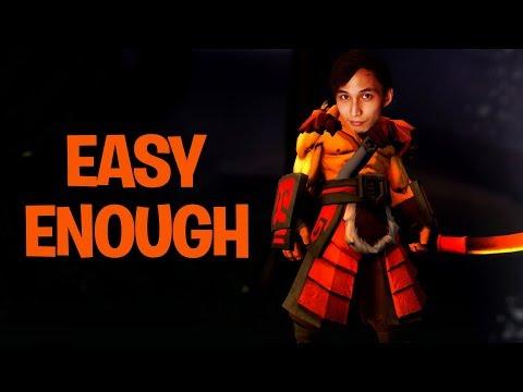 EASY GAME (SingSing Dota 2 Highlights #993)
