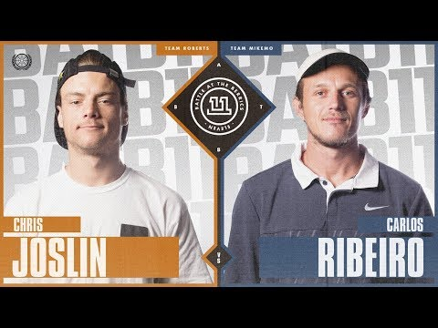 BATB 11 | Chris Joslin vs. Carlos Ribeiro