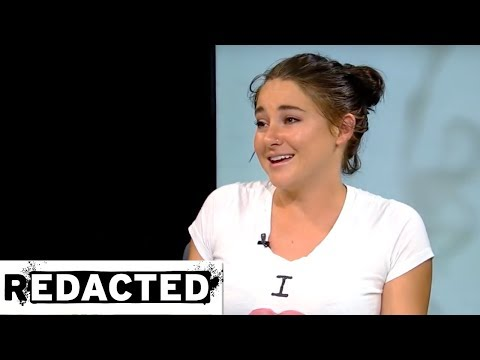 "SHAILENE WOODLEY, Co-Star of ""SNOWDEN,"" on Where The Bernie Movement Goes Now [21]"