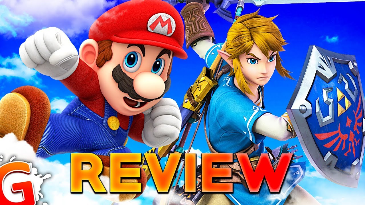 Super Smash Bros Ultimate Early Review Nintendo Switch
