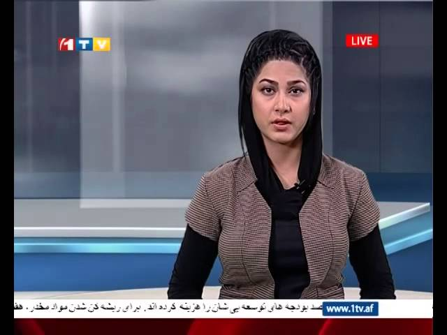 1TV Afghanistan Pashto News 22.10.2014 ???? ??????