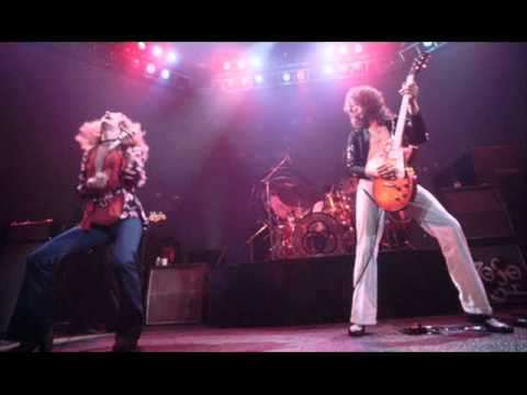 LED ZEPPELIN No Quarter (Rehearsal)