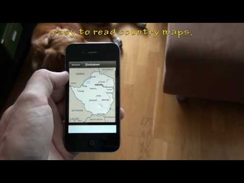 World Factbook 2010 for iPhone, iPad and iPod Touch