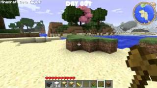 Minecraft Days Ep.1 My Island Is Scary