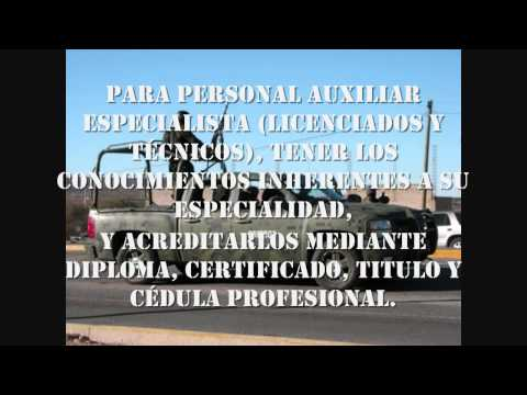 REQUISITOS PARA INGRESAR AL EJÉRCITO MEXICANO SEDENA 2013