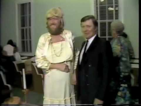 Bethel Tennessee's Womanless Wedding - 1988