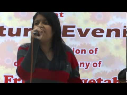 Parde Mein Rehne Do timeless Asha Number sung by Aamrapali Mahajan...
