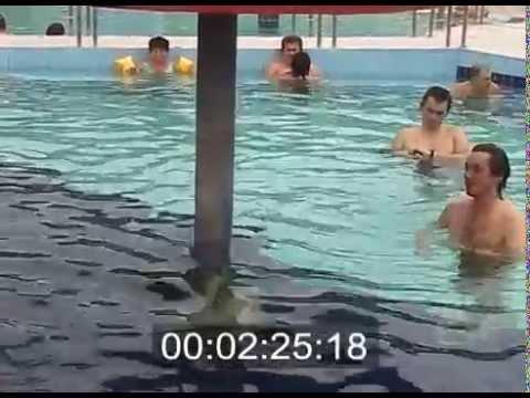Underwater breath hold - Bernice personal record 1 - Felix - sub apa.