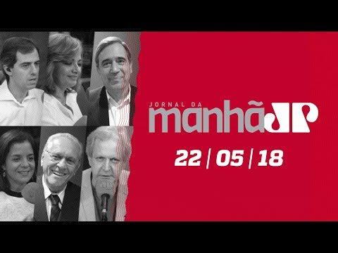 Jornal da Manhã - Entrevista com Jair Bolsonaro - 22/05/18 thumbnail