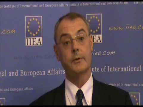 David O'Sullivan on The EU and the International Trade Agenda 2009-2014