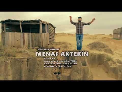Menaf Aktekin -Eslemin  mirove 2018