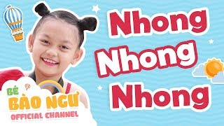 Bé Bào Ngư - Nhong Nhong Nhong - Remix Dance