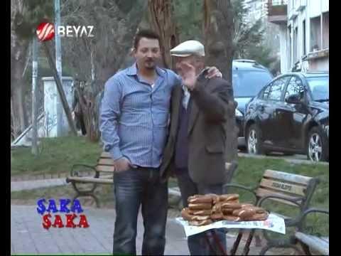 Mustafa Karadeniz - Simitçiye Şaka