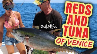 Reds & Tuna of Venice, LA with Jimmy Nelson | Salt Life