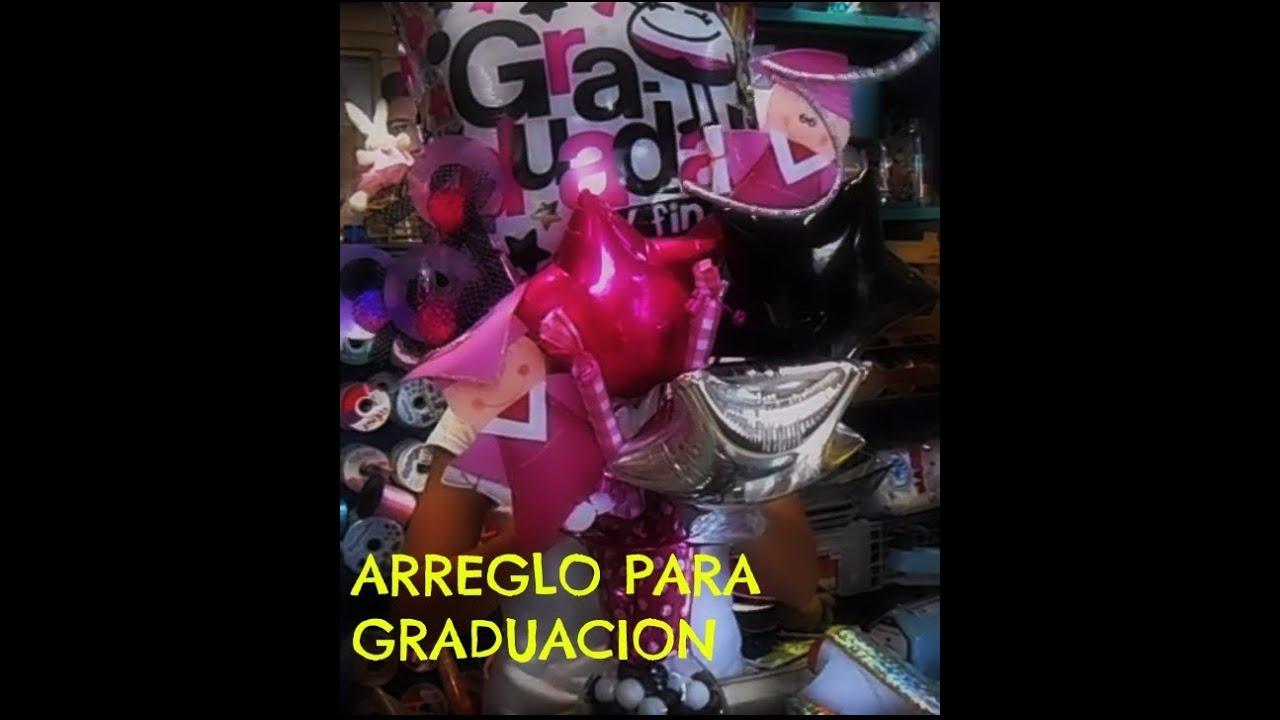 Arreglos De Dulces Para Graduacion