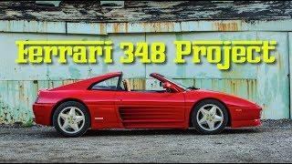 Ferrari 348 Project