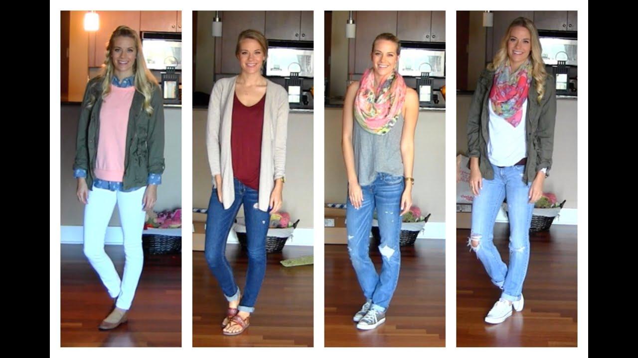 Summer College Fashion