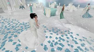 Sean & Taylor Second Life Wedding - 3.24.18