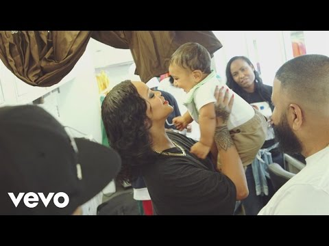 DJ Khaled  Behind the Scenes of Wild Thoughts ft Rihanna Bryson Tiller