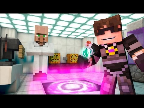 CAPTURED BY DR. TRAYAURUS | Minecraft Adventure Map The Experiment! /w Facecam