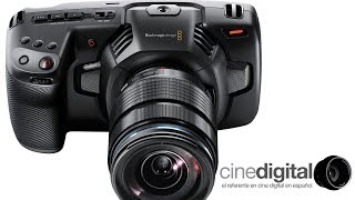 Blackmagic Pocket Cinema 4k - Vistazo Inicial