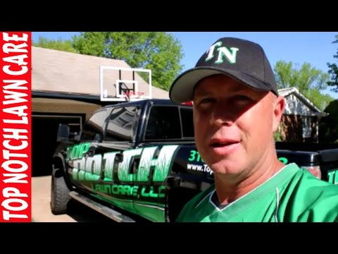 Lawn Care Truck Wrap, Set Your Company Apart, Vlog #116