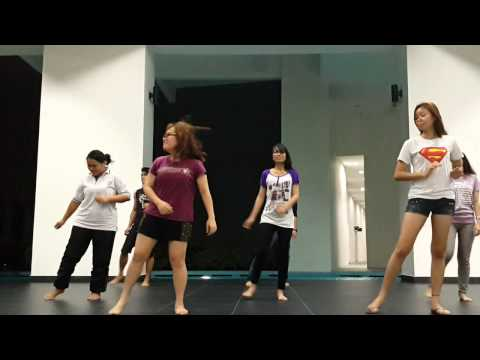 LECOBIAT dance (still practicing)