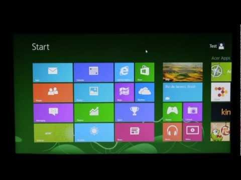 Windows 8 Factory Reset Tutorial