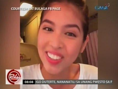 24 Oras: Maine Mendoza, nilinaw na hindi siya aalis sa Eat Bulaga