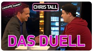 CHRIS TALL IM DUELL! - Comedy Tower