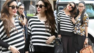 Kareena Kapoor At Lunch Date With Karisma Kapoor
